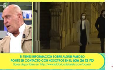 La seria advertencia de Jorge Javier Vázquez que desestabiliza a Tamara Falcó: Cancela la boda