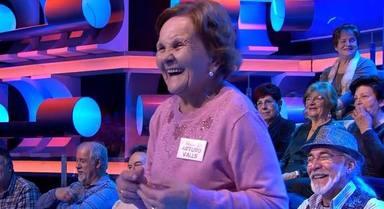 Palmira, la mítica abuela de 'Ahora caigo', encuentra acomodo en otro conocido concurso de televisión