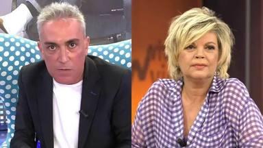 Kiko Hernández se enfrenta a una demanda de Terelu Campos por sus insultos e insinuaciones en 'Sálvame'