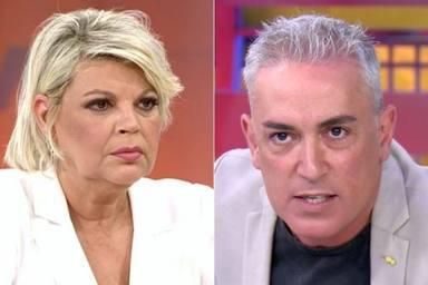 Kiko Hernández reta a Terelu Campos a que ejecute su amenaza y le interponga la demanda prometida