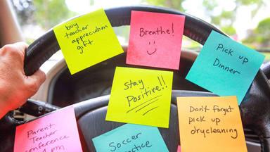 Cómo gestionar el estrés: La increíble regla del 135