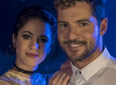 """Todo es posible"", David Bisbal y Tini"