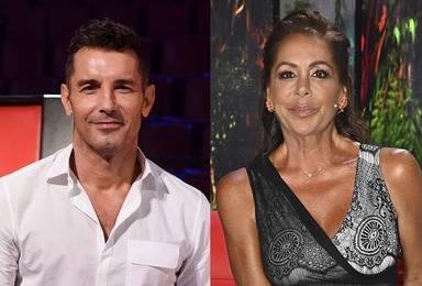 Isabel Pantoja y Jesús Vázquez, ¿juntos en televisión?