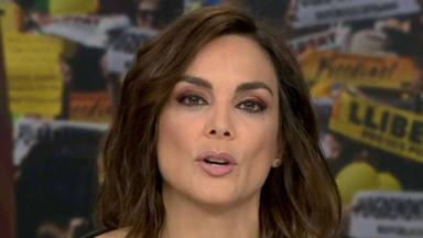 Mónica Carrillo, presentadora de informativos de Antena 3