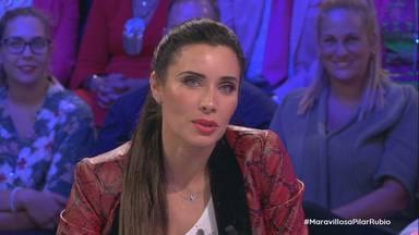 El momento más incómodo de Pilar Rubio en televisión tras una pregunta de Toñi Moreno que le dejó sin palabras