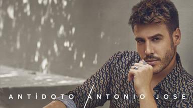 """Antonio José lanzará su álbum """"Antídoto"""" el 8 de noviembre"""