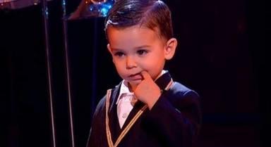 Este es el regalo más especial para Hugo Molina, el niño tamborilero de 'Got Talent', ¡y no es un juguete!