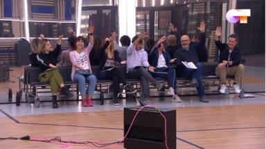 Pase de micros gala 8 en Operación Triunfo