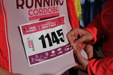 Pink Running 2020
