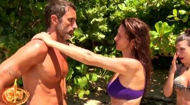 Hugo Sierra y Elena, más juntos en Supervivientes