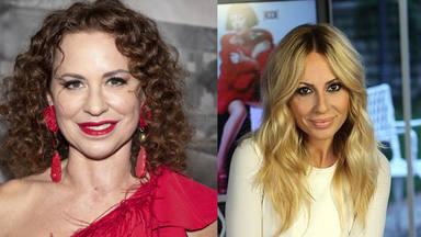 """Así era la relación de Marta Sánchez y Vicky Larraz tras salir de Olé Olé: """"No no"""