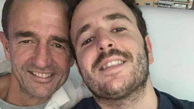 Alessandro Lequio vuelve al trabajo tras la muerte de Álex Lequio