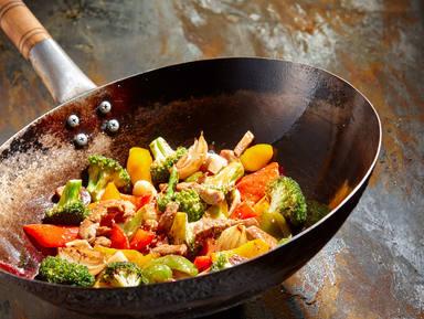 El wok está de moda