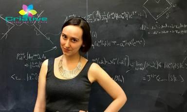 Sabrina González, la nueva Einstein