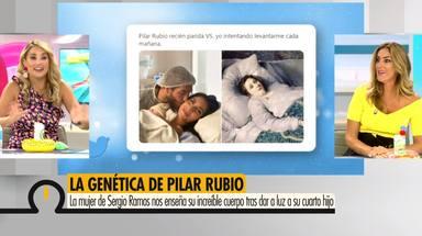 La defensa de Alba Carrillo a Pilar Rubio tras las críticas por su posparto