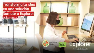 La Universidad de Jaén lanza la XI edición del programa Explorer, para apoyar a los jóvenes emprendedores