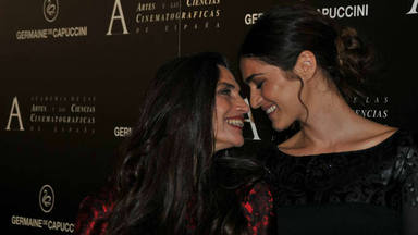 Orgullo Olivia Molina por su madre Ángela tras ser premiada con el Goya de Honor 2021