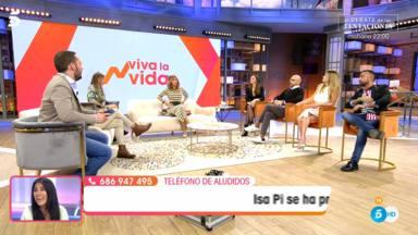 """El serio toque de atención de Emma García a Diego Arrabal en 'Viva la vida': """"¿Pero qué dices?"""""""