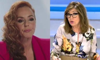 """Ana Rosa Quintana se planta y manda un tajante mensaje a Rocío Carrasco: """"Desde el principio hasta el final"""""""