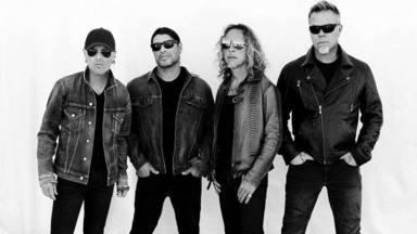 Metallica muestra un adelanto de su 'Black Album'