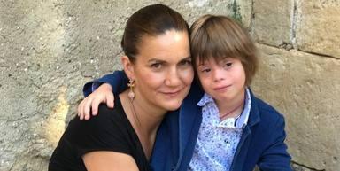 Roscón, el hijo de Samantha Vallejo-Nágera, vuelve a enamorar a los 'followers' de su madre