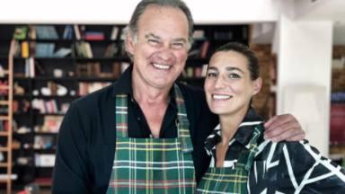 Eugenia y Bertín Osborne