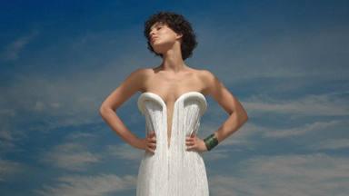"Barbara Pravim, segunda finalista de Eurovisión 2021, lanza su álbum debut ""On n'enferme pas les oiseaux"""