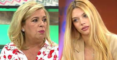 """Alejandra Rubio, tajante, responde a Carmen Borrego tras sus descalificaciones: """"Parece que la adulta soy yo"""""""