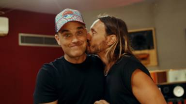 robbie Williams y Bob Sinclair