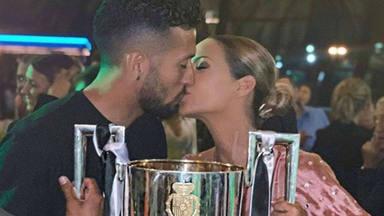 El baile más sensual entre Tamara Gorro y el futbolista Ezequiel Garray