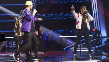 La injusta polémica que afecta a Melendi y David Bisbal por su actuación en 'La Voz Kids'