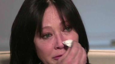 """La dura confesión entre lágrimas de la actriz Shannen Doherty: """"Me pregunto por qué yo"""""""