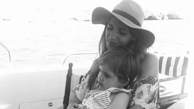 Sara Carbonero se derrite con la carta de amor de su hijo Martín
