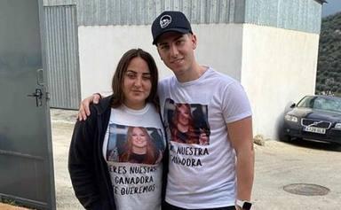 Manuel Bedmar defiende a su novia Rocío Flores en las redes sociales