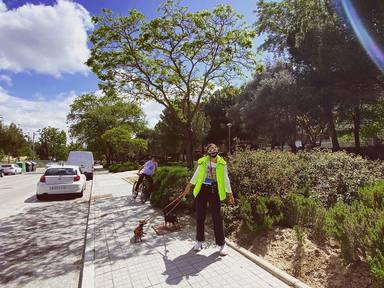 Nuria Roca criticada por salir a la calle con sus hijos