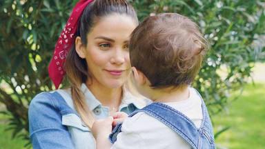 Los emocionantes primeros pasos de Matteo, el hijo de David Bisbal y Rosanna Zanetti