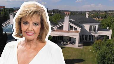 María Teresa Campos vende su mansión tras 5 años a la venta