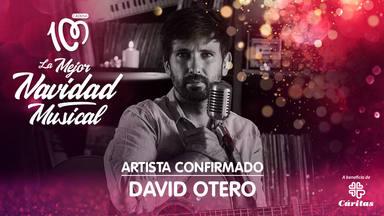 David Otero La Mejor Navidad Musical CADENA 100