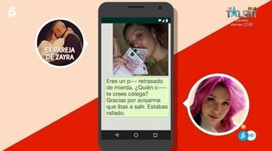 La hija de Guti y Arancha de Benito presumiendo de billetes de 500 euros