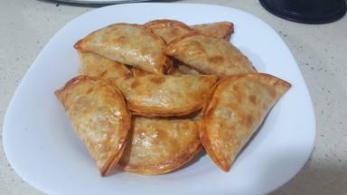 Empanadillas crujientes al horno sin freír