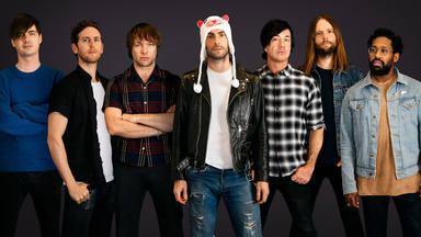 El nuevo álbum de Maroon 5 está lleno de colaboraciones y no podemos esperar más para poder escucharlo