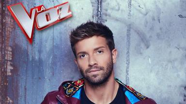 Pablo Alborán en la imagen promocional de 'La Voz', donde debutará en televisión