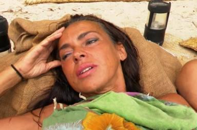 Olga Moreno, al borde del abandono: gran tensión en 'Supervivientes' tras el fuerte bajón de la concursante