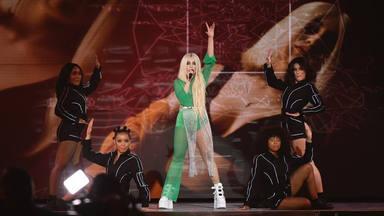 Ava Max será telonera de Maroon 5 en la gira que recorrerá los principales estadios de Estados Unidos