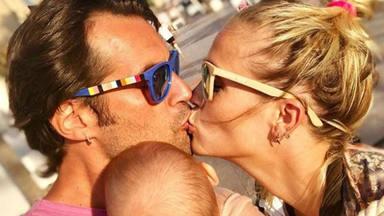 La extraña receta de Patricia Montero y Alex Adrover para su hija de 7 meses que está triunfando en Instagram