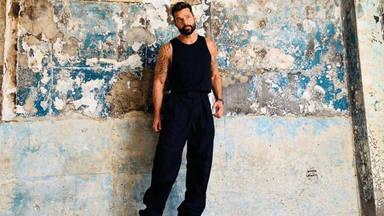 Ricky Martin celebra su próximo sencillo y el día de su cumpleaños
