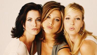 Jennifer Aniston y sus 25 años de amistad inquebrantable con Courtney Cox y Lisa Kudrow en una sola imagen