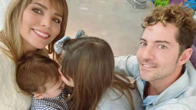El cumpleaños de Matteo, el hijo de David Bisbal y Rosanna Zanetti