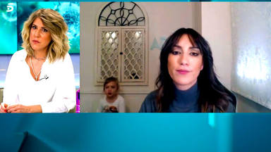 La hija de la periodista Patricia Pardo se cuela en El programa de Ana Rosa