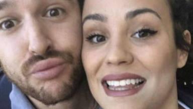 Carolina Monje y Alessandro Lequio hace meses
